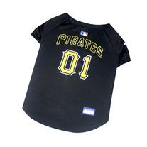 Pets First MLB Pittsburgh Pirates Dog Jersey