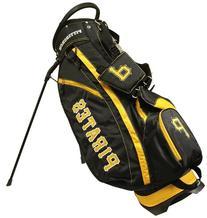 MLB Pittsburgh Pirates Fairway Stand Golf Bag, Black