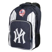 MLB New York Yankees SouthPaw Backpack, Blue