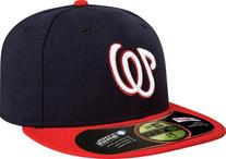 MLB Washington Nationals Alternate AC On Field 59Fifty