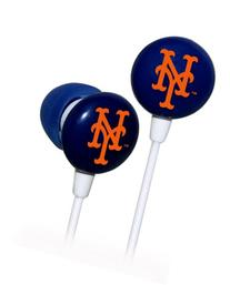 IHIP Blue/Orange MLF10169NYM MLB New York Mets Printed Ear