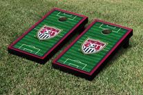Victory Tailgate MLS Soccer Field Version 2 Cornhole Game