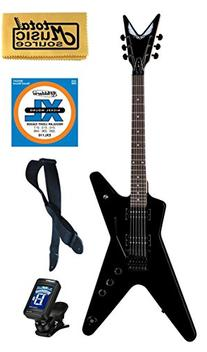 Dean MLX Floyd Electric Guitar Classic Black Floyd Rose FREE