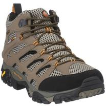 Merrell Moab Mid Gore-Tex Hiking Boot - Men's Dark Tan, 12.0