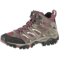 Merrell Moab Mid Waterproof Hiking Boot - Women's Boulder/