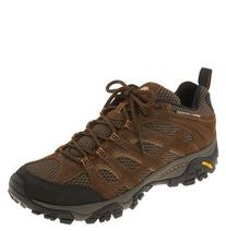 Merrell Men's Moab Ventilator Lace-Up Waterproof Hiking