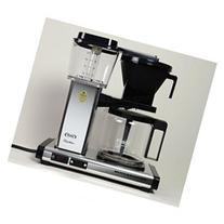 Moccamaster KBG-741 Coffee Brewer Polished Silver -