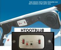 New Model Bluetooth Jeep Wrangler Cj Tj Yj Soundbar Will