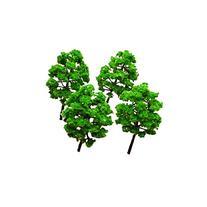 WINOMO 25pcs Model Trees Mini Scenery Landscape Architecture