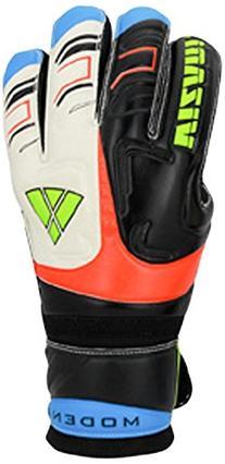 Vizari Modena F.R.F Glove, Black/White/Blue, Size 7