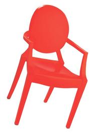 Zuo Modern Baby Anime Chair - Set of 2, Red