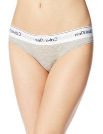 Calvin Klein Women's Modern Cotton Bikini Panty, Grey