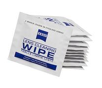 50 Ct - Zeiss Pre-Moistened Lens Cleaning Cloths for Cameras