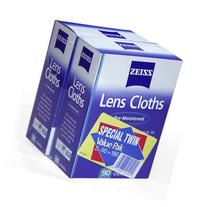 Zeiss Pre-Moistened Lens Wipes - 2-Pack