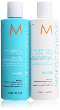 Moroccanoil Moisture Repair Shampoo & conditioner, 8.5oz