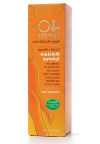 40 Carrots Moisture Splurge, 4-Ounce