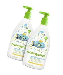 Babyganics Daily Baby Lotion, Fragrance Free, 17 Ounce