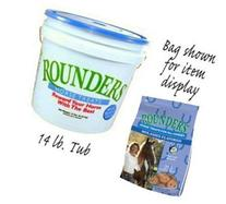 KENT NUTRITION GROUP-BSF 426 Molasses Rounder's Horse Treat