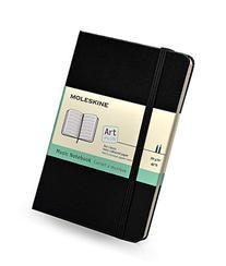Moleskine Art Plus Music Notebook, Pocket, Black, Hard Cover
