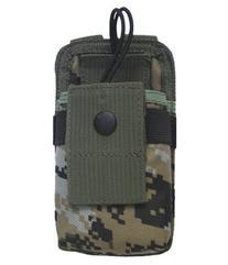 Taigear Tactical Field Radio Pouch, Woodland Digital Camo