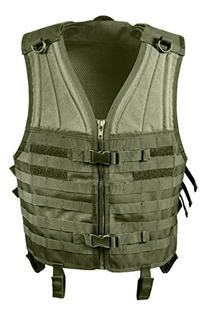 Rothco Molle Modular Vest, Olive Drab
