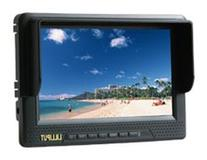 Lilliput 7-inch LCD monitor with HDMI, YPbPr interface,