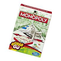 Monopoly Grab and Go Game