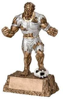 Monster Soccer Trophy