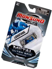 Monsuno Die Cast Metal Ultra Spin Core #14 Longfang CoreTech