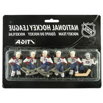 NHL Montreal Canadiens Table Top Hockey Game Players Team