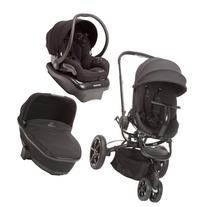 Quinny Moodd Stroller Travel System, Black Devotion with