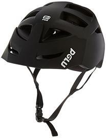 Bern Morrison Helmet with Visor - Men's Matte Black, S/M