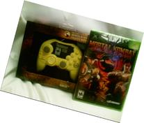 Xbox Mortal Kombat Controller & Game Combo