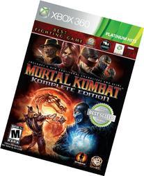 Mortal Kombat: Komplete Edition - Xbox 360