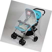 Freedi Infant Baby Mosquito Net for Strollers Carriers Car