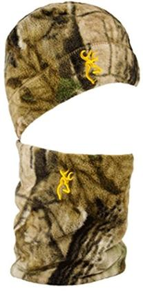 Browning Beanie/Gator Yukon Combo, Mossy Oak Break-Up