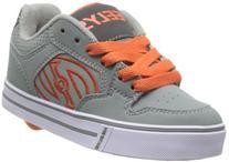 Heelys Motion Skate Shoe , Black/Pink, 6 M US Big Kid