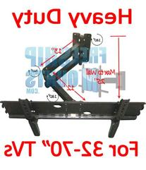 Full Motion Tv Wall Mount for Screen Sizes 37 42 46 50 52 55