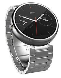 Motorola 1.56-Inch Moto 360 Smartwatch 23mm for Android and