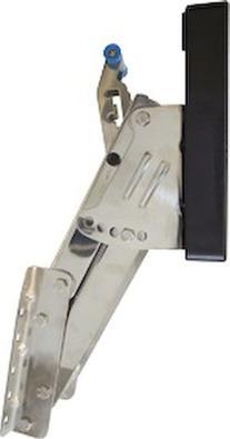 Motorbracket 20 Hp - Stainless Steel Universal