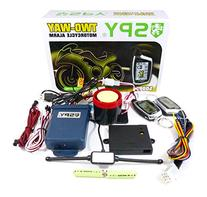 2-Way LCD Motorcycle Alarm Pager Security Remote Engine