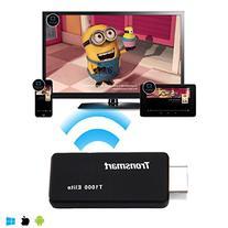 Motorola DROID Turbo EZCast ELITE Mirror2TV Adapter for