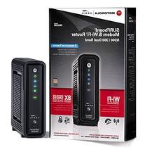 ARRIS SURFboard SBG6580 DOCSIS 3.0 Cable Modem/ Wi-Fi N300/