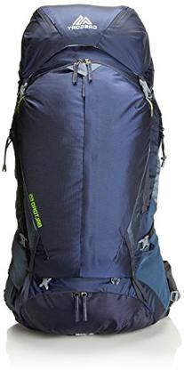 Gregory Mountain Products Men's Baltoro 65 Backpack, Navy