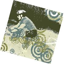 Mountainbike 1A , 36x36in