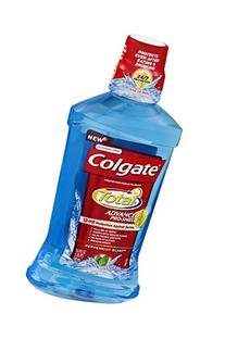 Colgate Mouthwash Total Advanced Pro-Shield 2Pk Peppermint