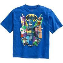 LEGO Boys' Batman Movie Royal Shot Graphic Tee