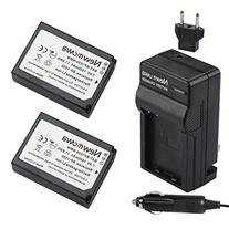 Newmowa BP-1030 Battery  and Charger kit for Samsung NX10