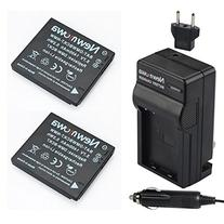 Newmowa DMW-BCK7 Battery  and Charger kit for Panasonic DMW-
