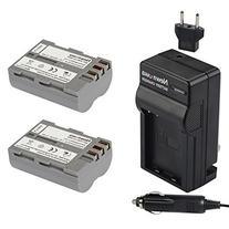 Newmowa EN-EL3e Battery  and Charger kit for Nikon EN-EL3e